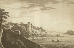 A View of  the Fort of Allahabad